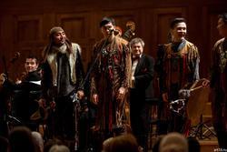 Фольклорно-этнографический ансамбль «Туран» (Алматы, Казахстан) и оркестр La Primavera