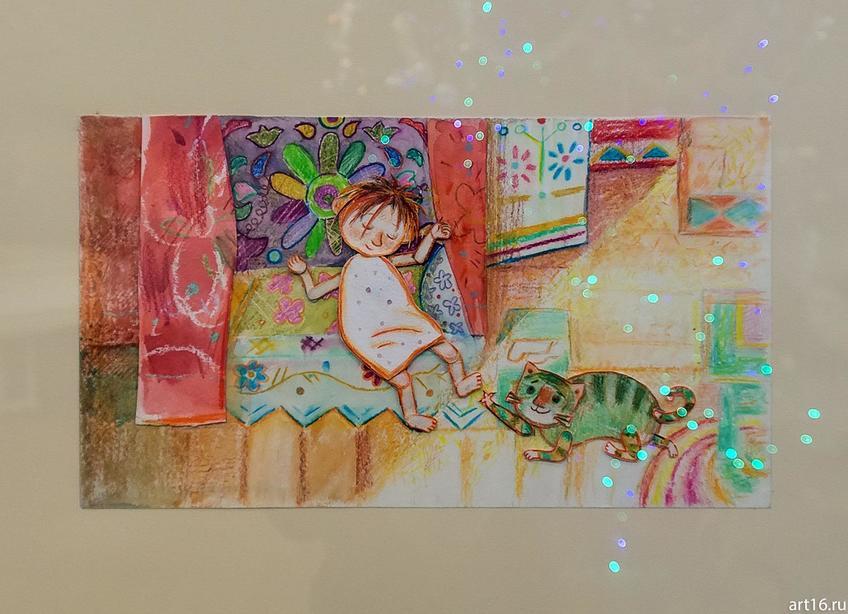 Фото №915349. Елена Ермолина. 1969 Эскизы к мультфильму «Кому трудней» Бумага, карандаш