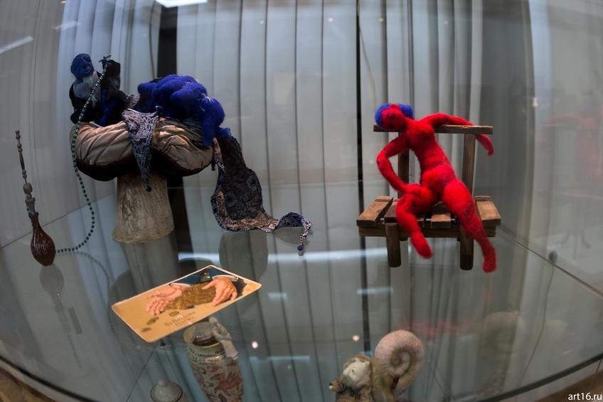 Абсалем. 2013 / Матисс. После танца. 2016::Новогодние истории нереальных героев. Кукольные сезоны