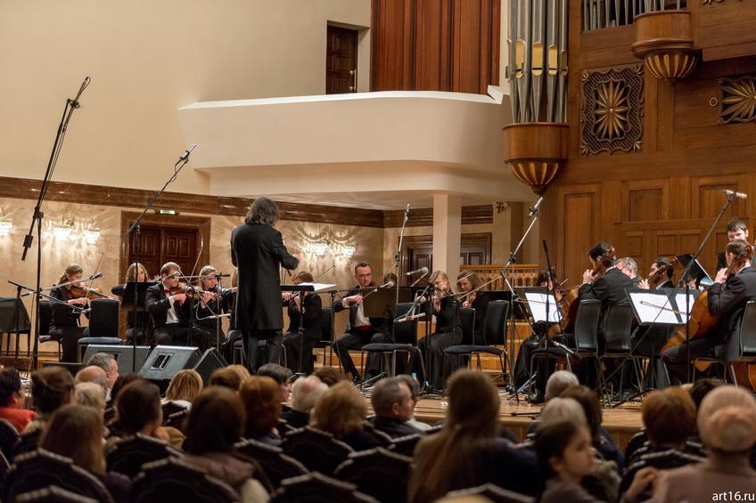 Казанский камерный оркестр La Primavera::Закрытие V «Абязов-фестиваля»