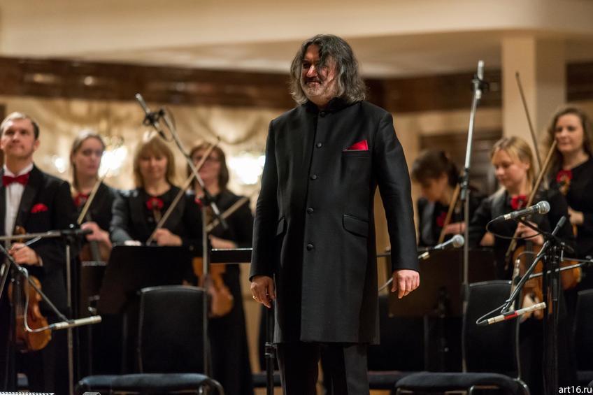 Фото №915449. Рустем Абязов, Казанский камерный оркестр La Primavera