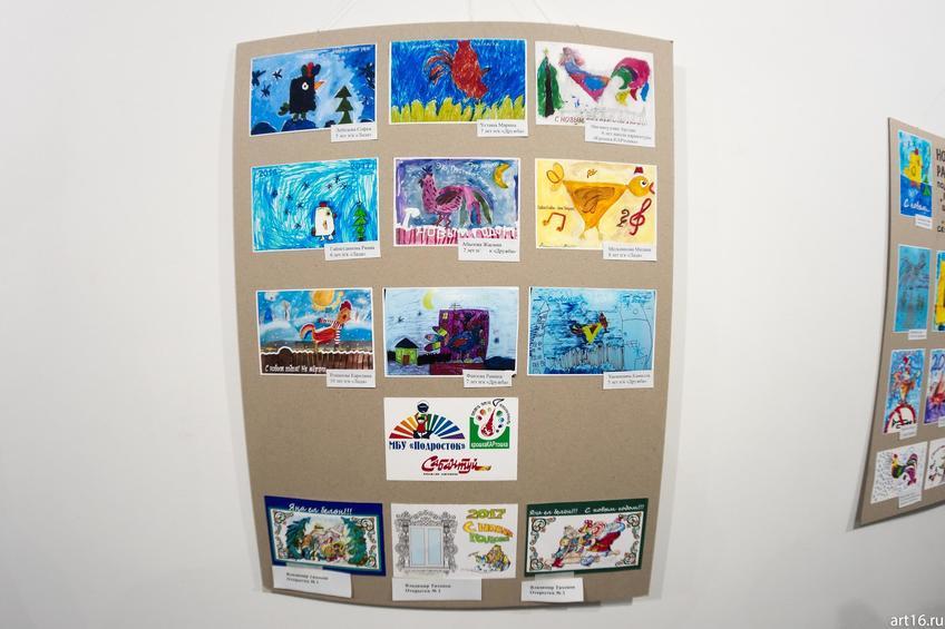 Фото №915454. Работы юных карикатуристов студии шаржа «Крошка-Картошка», 2016