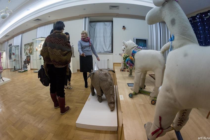 Милана Королёва::Новогодние истории нереальных героев. Кукольные сезоны