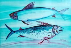 Рыбы. А.Бусыгин