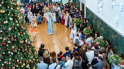 Новогоднее представление «Рождественские сны Оле-Лукойе»