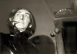 Александр Родченко. Фотограф Александр Хлебников. 1950