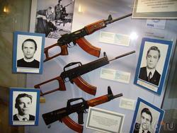 Из фондов Музейно-выставочного  комплекса стрелкового  оружия имени М.Т. Калашникова