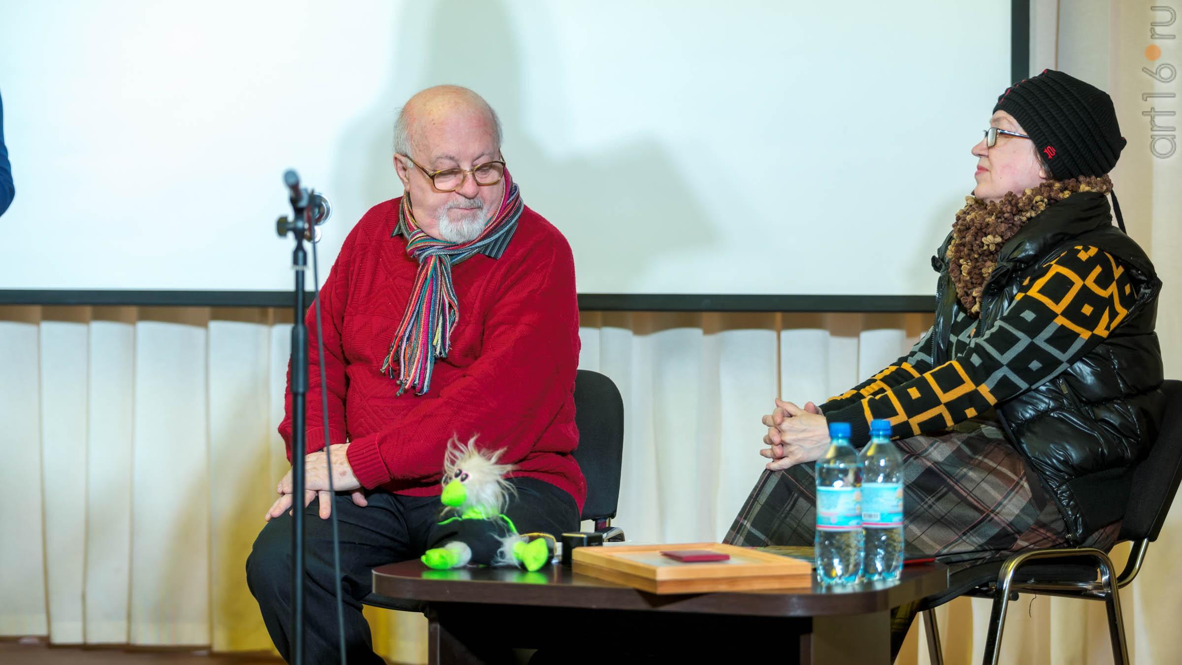 Борис Вайнер, Наиля Ахунова::20 лет ЛИТО «Белая ворона» и д.р. Бориса Вайнера