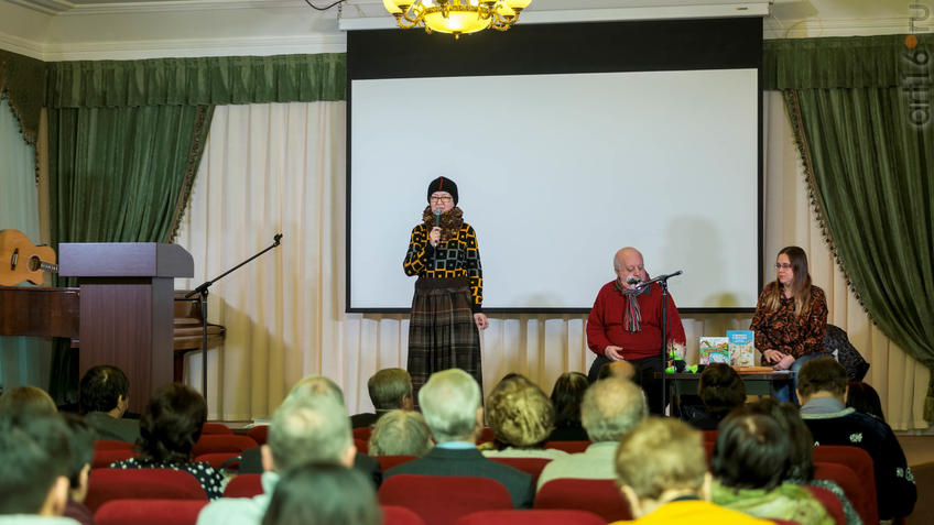Фото №918925. Наиля Ахунова, Борис Вайнер, Альбина Нурисламова