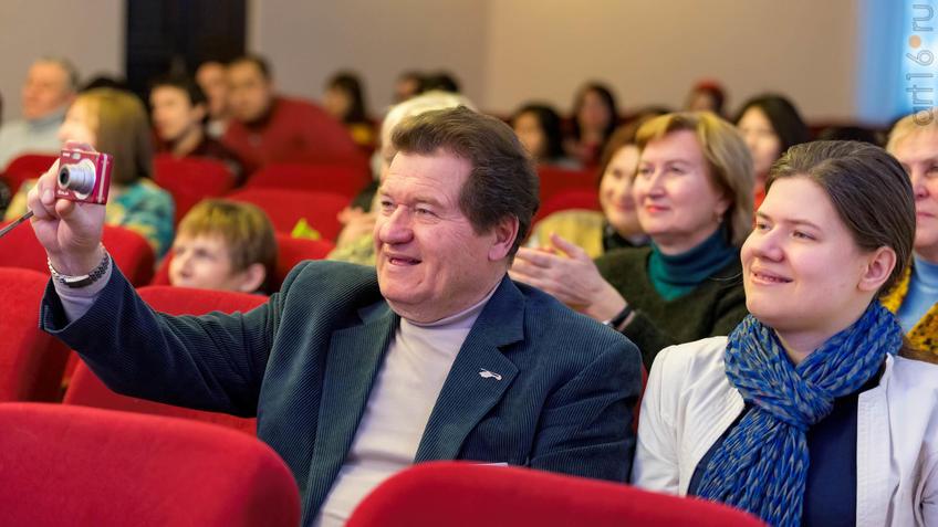 Виктор Овчинников, Ольга Овчинникова::20 лет ЛИТО «Белая ворона» и д.р. Бориса Вайнера