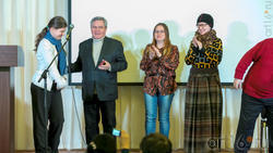 Ольга Овчинникова, Ахат Мушинский, Альбина Нурисламова