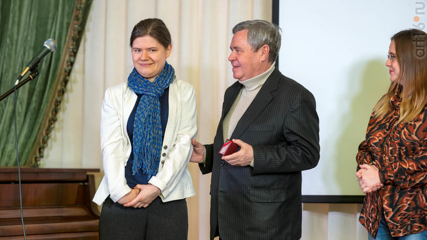 Фото №918965. Ольга Овчинникова, Ахат Мушинский, Альбина Нурисламова