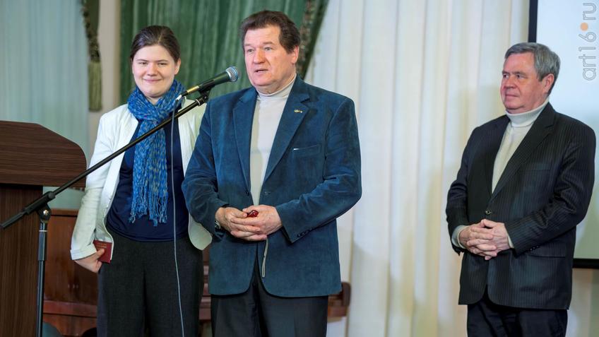 Фото №918970. Ольга Овчинникова, Виктор Иванович Овчинников, Ахат Хаевич Мушинский