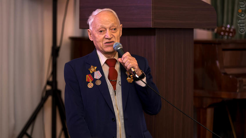 Вайнер Ефим Михайлович::20 лет ЛИТО «Белая ворона» и д.р. Бориса Вайнера