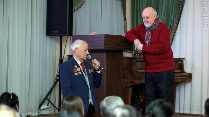 Ефим Вайнер, Борис Вайнер::20 лет ЛИТО «Белая ворона» и д.р. Бориса Вайнера