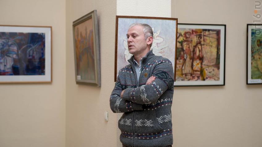 Сиразиев Ильнур Ильбрусович::Выставка «Русский Север в Казани»