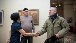 Гильмутдинов Ленар, Сиразиев Ильнур Ильбрусович, Фасхутдинова Луиза