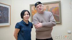 Гильмутдинов Ленар, Фасхутдинова Луиза