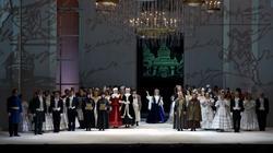Седьмая картина. Финал оперы  П.И.Чайковского