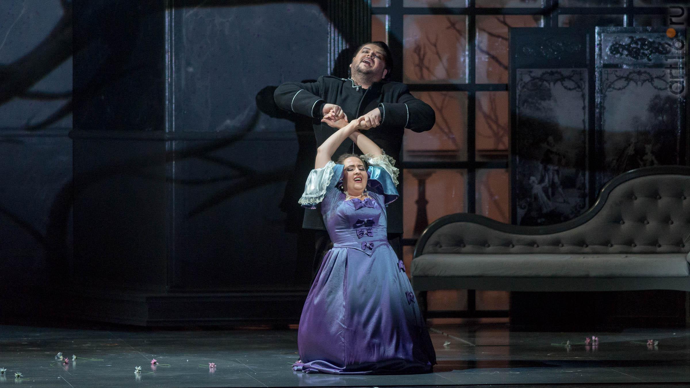 ::Опера «Пиковая дама». ТГАТОиБ. Казань 2017