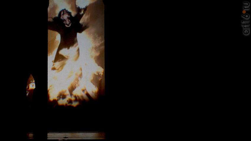 Сожжение ведьмы::Джузеппе Верди. Трубадур. 35 МОФ им. Шаляпина. Казань — 2017