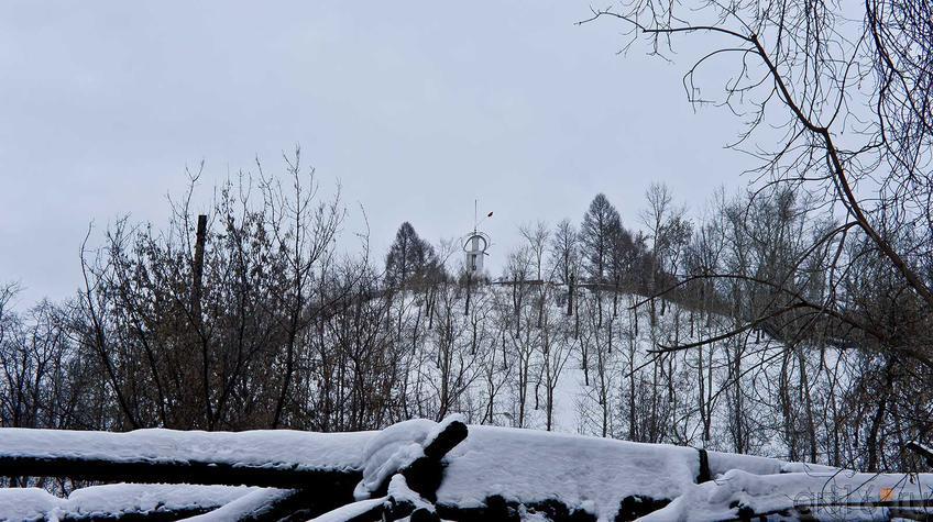 Гора Вышка. г.Пермь::Мотовилиха