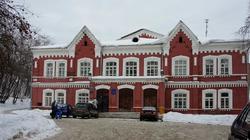 Народный дом(1900-1925). Памятник культурного наследия. Январь 2011, Пермь