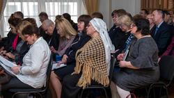 Расширенное заседание Ученого совета НМ РТ