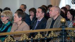 Расширенное заседание Ученого совета НМ РТ, март 2017