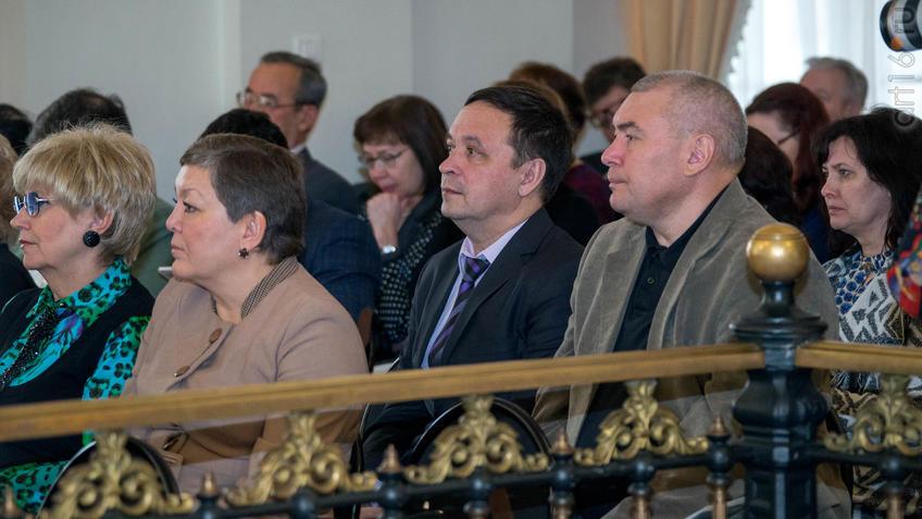 Фото №922674. Расширенное заседание Ученого совета НМ РТ, март 2017
