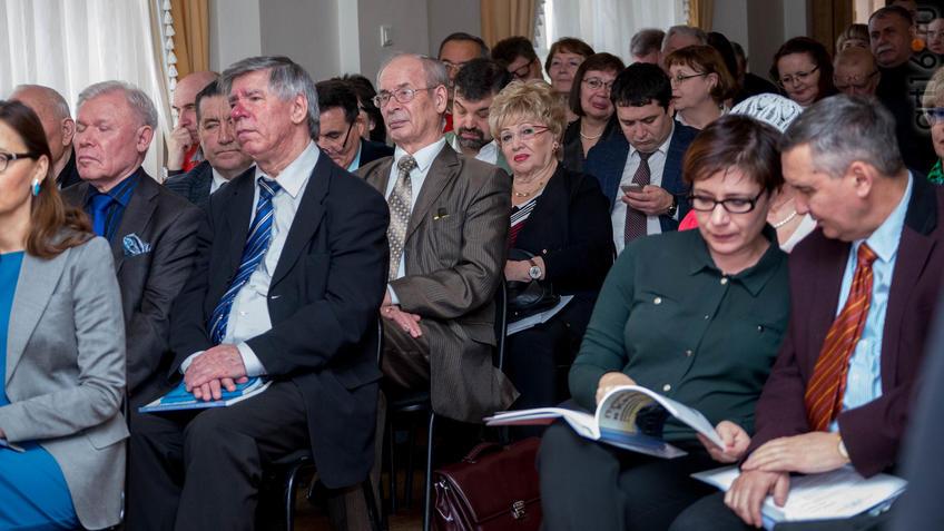Фото №922684. Расширенное заседание Ученого совета НМ РТ, март 2017