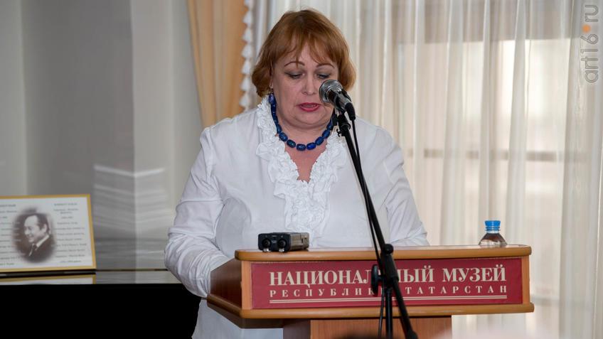 Измайлова Светлана Юрьевна::Расширенное заседание Ученого совета НМ РТ