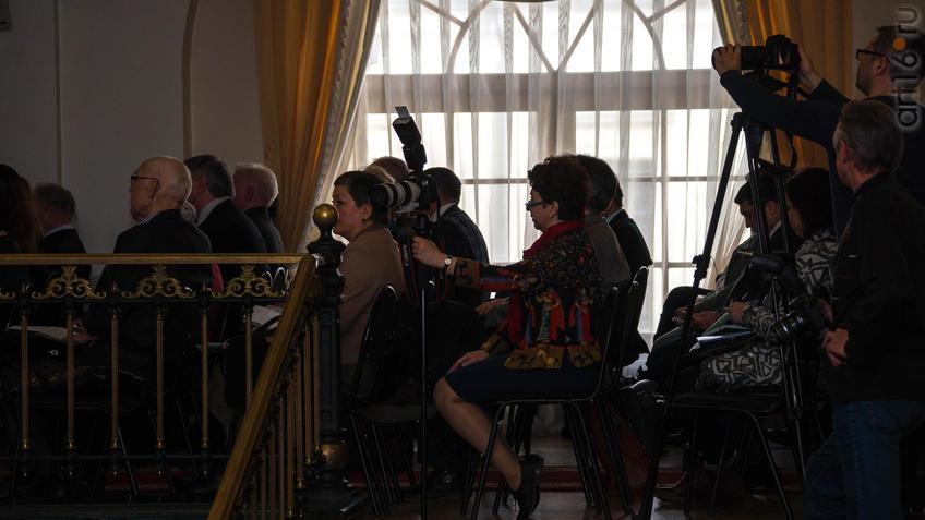 Расширенное заседание Ученого совета НМ РТ, 17.03.2017::Расширенное заседание Ученого совета НМ РТ