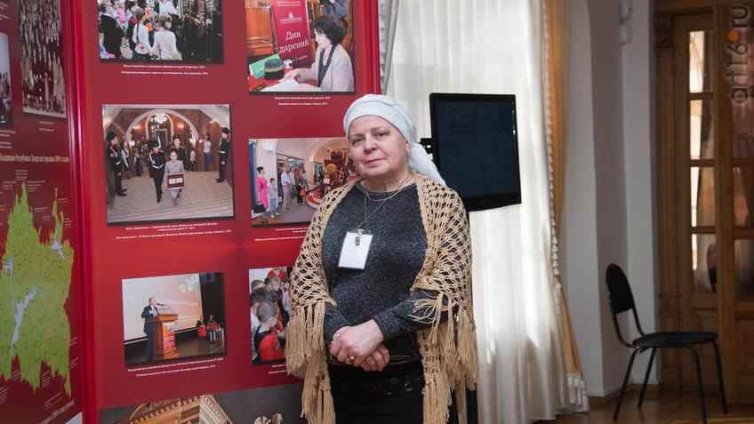 Даминова Флюра Каюмовна::Расширенное заседание Ученого совета НМ РТ