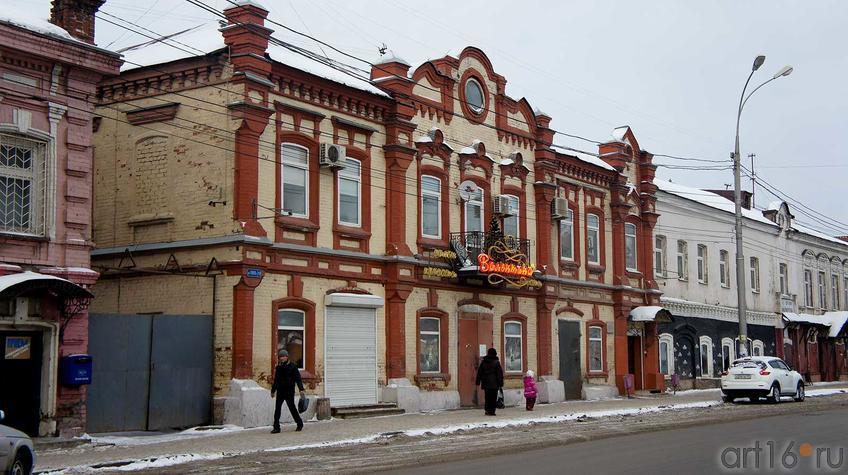 Улица 1905 года. Пермь, январь 2011::Мотовилиха