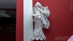 Кукла «Сююмбике» (вязание крючком). Л.Х. Алимбек-Тагирова
