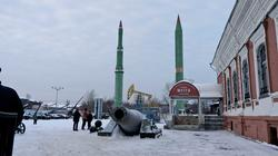 Площадка перед музеем Мотовилихинского завода