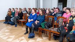 Торжественное мероприятие по поводу  40-летия  Музея Е.А.Боратынского