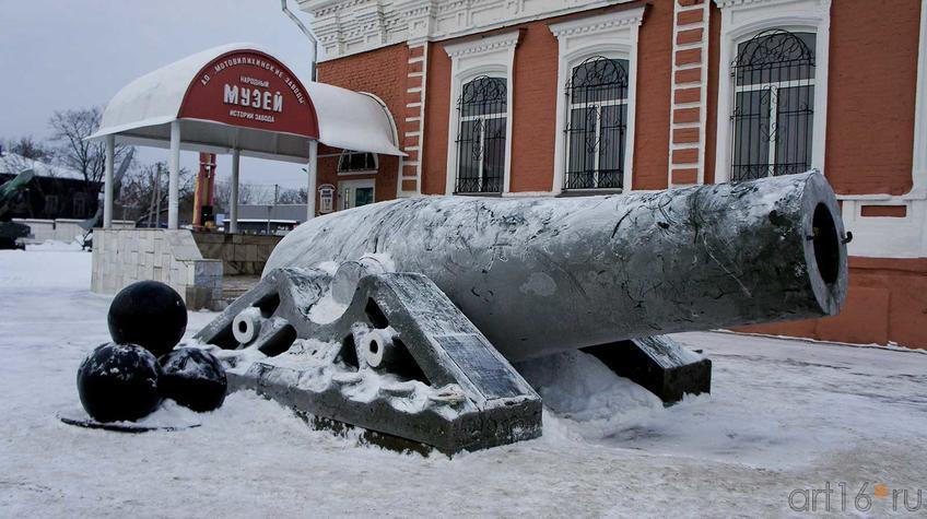 Пермская царь-пушка::Мотовилиха