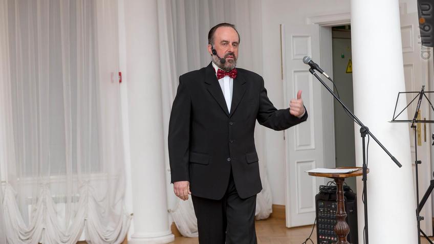 Гомазков Алексей Олегович::40 лет музею Е.А. Боратынского в Казани
