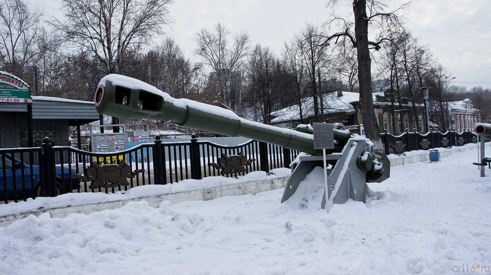 152 мм самоходная гаубица 2АЗЗ [качающаяся часть] САУ-2С3::Мотовилиха