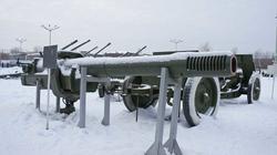 Ствол самоходной ПУШКИ МЛ-20С [ СУ-152]