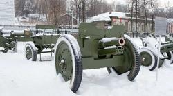 76,2мм Полковая пушка