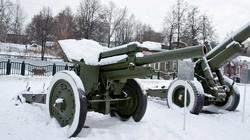 76 мм полковая пушка мз-2, год выпуска опытного образца 1944