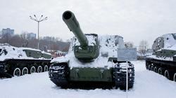 152 мм самоходная пушка МД-20С ( СУ-152 ), Главный конструктор С.П.Гуренко