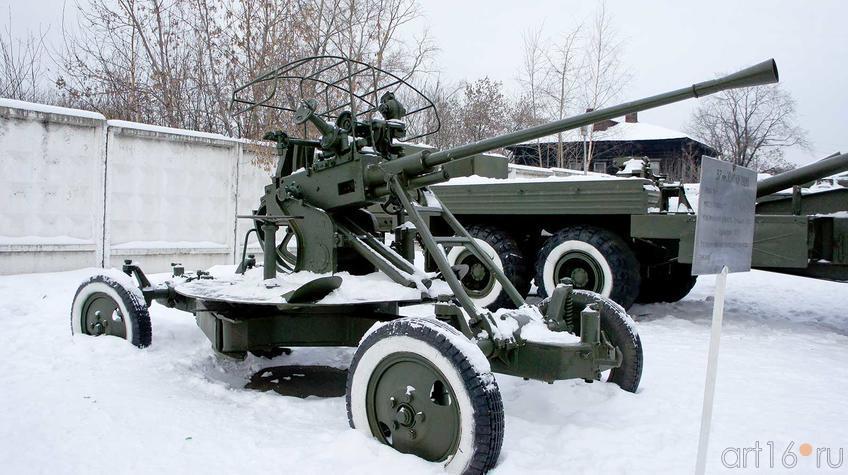 37 мм зенитная пушка, год выпуска 1939::Мотовилиха