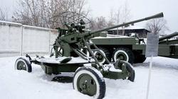37 мм зенитная пушка, год выпуска 1939