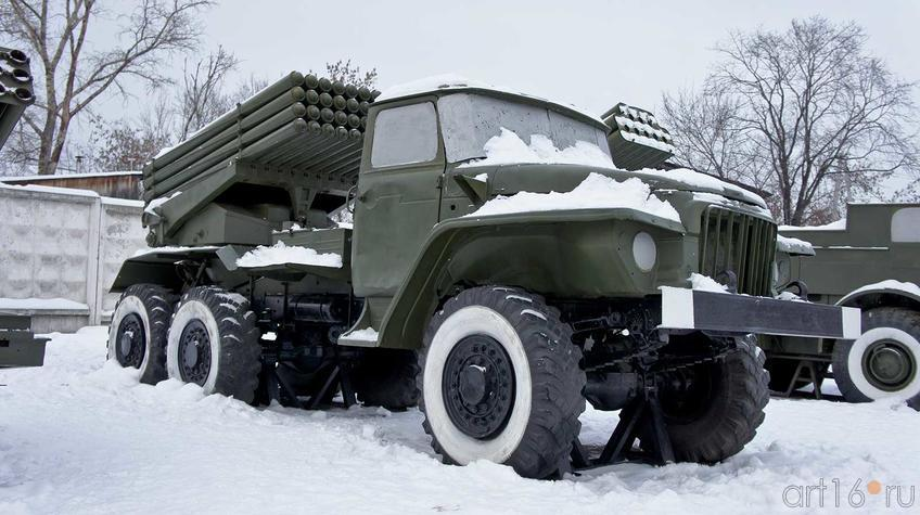 Боевая машина БМ-21 [РСЗО «ГРАД»], Главный конструктор А И Яскин::Мотовилиха
