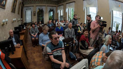 Казанский альманах. Бирюза. Презентация журнала в НБ РТ, 21.06.2017