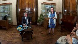 Ахат Мушинский, Ольга Иванова